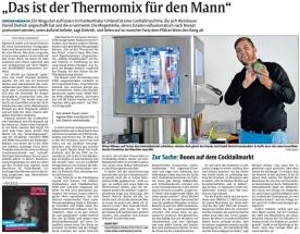 The Q.ube in der Presse
